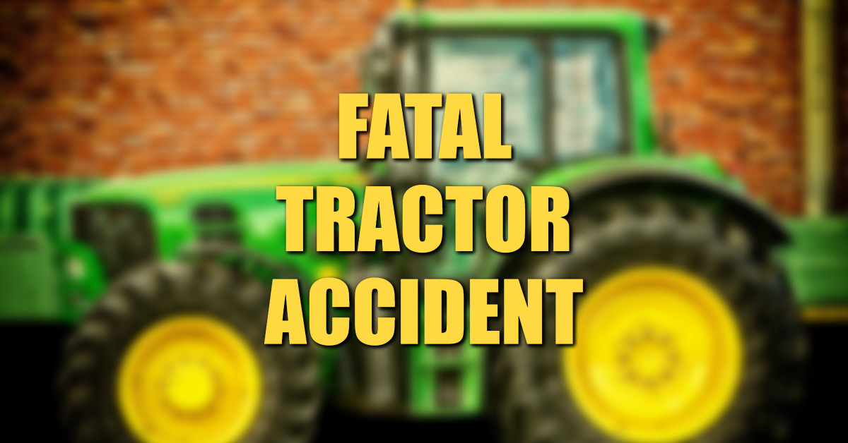 Image result for fatal tractor accident banner